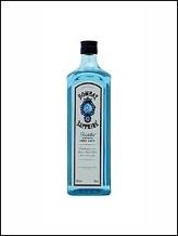 Bombay dry gin